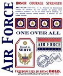Air Force Say It