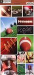 Football Stickers - Pebbles