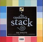 The Cardstock Stack - DCWV