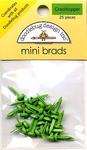 Grasshopper Mini Brads by Doodlebug