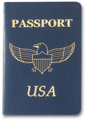 Passport 3-D Stickers - Jolee's By You