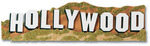 Hollywood  3-D Stickers - Jolee's By You