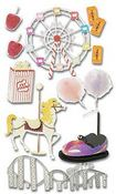 Carnival  Stickers - Jolee's Boutique