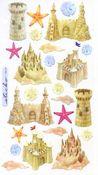 Vellum Sandcastles Sticko Stickers
