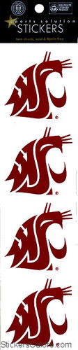 Washington State Logo Stickers