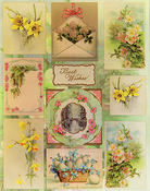 Oh Spring! - Penny Black Stickers