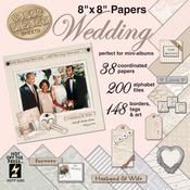 Wedding Papers 8x8