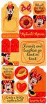 Minnie Matte Stickers - Sandylion