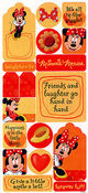 Minnie Matte Stickers - Sandylion