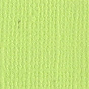 Limeade (Canvas) 12 x 12 Bazzill Cardstock