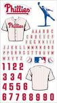 Phillies MLB Sticko Stickers