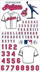 Cleveland Indians MLB Stickers