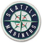 Seattle Mariners Embroidered Logo