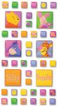 Winnie The Pooh Silly Tiles