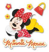 Minnie 3D Disney Stickers - EK Success