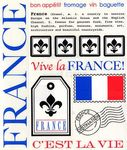 France Say It Stickers