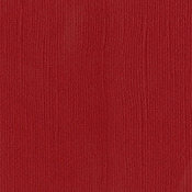 Red 12 x 12 Bazzill Cardstock