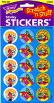 Creative Crayons Scratch n Sniff Stickers