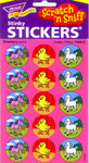 Cuddly Critters Scratch n Sniff Stickers