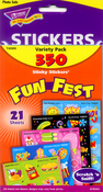 Fun Fest Variety Pack Scratch n Sniff Stickers
