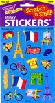 Amusement en Francais Scratch n Sniff Stickers