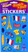 Amusement en Francais Scratch n Sniff Stickers