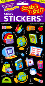 School's In Scratch n Sniff Stickers