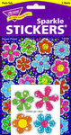 Flower Power Stickers by Trend