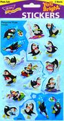 Penguins' Pride Stickers by Trend