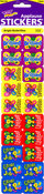 Bright Butterflies Stickers by Trend