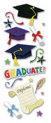 Graduation Stickers - A Touch Of Jolee's