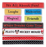 Mickey Ribbon Set