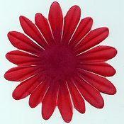 Crimson Florals