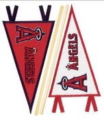 MLB Anaheim Angels Pennants