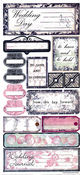 Wedding Tags Stickers - Sandylion