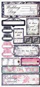 Wedding Tags Stickers - Sandylion