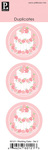 Wedding Cake Set 2 Duplicates Stickers