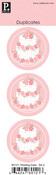 Wedding Cake Set 2 Duplicates Stickers