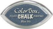 Blue Iris Fluid Chalk Cat's Eye Inkpad