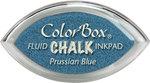 Prussian Blue Fluid Chalk Cat's Eye Inkpad