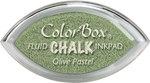Olive Pastel Fluid Chalk Cat's Eye Inkpad