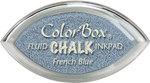 French Blue Fluid Chalk Cat's Eye Inkpad