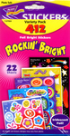 Rockin' Bright Variety Pack Stickers by Trend