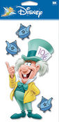 The Mad Hatter Stickers - Disney