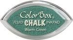 Warm Green Fluid Chalk Cat's Eye Inkpad