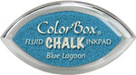 Blue Lagoon Fluid Chalk Cat's Eye Inkpad