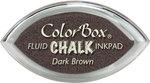 Dark Brown Fluid Chalk Cat's Eye Inkpad