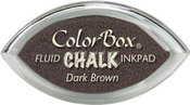 Dark Brown Fluid Chalk Cat's Eye Inkpad