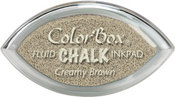 Creamy Brown Fluid Chalk Cat's Eye Inkpad
