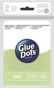 "Glue Dots 3/16"" Mini Dot Sheets"